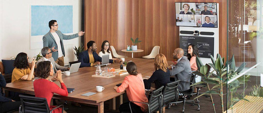 videoconferencias profesionales logitech nexored