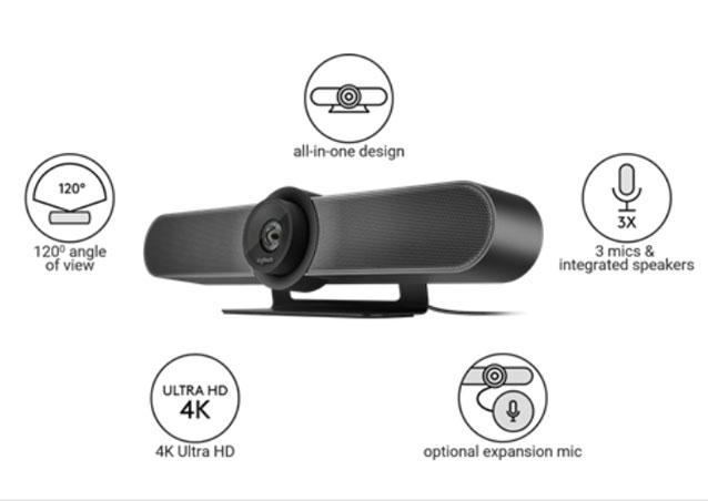 logitech g productos videoconferencias nexored